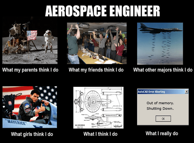 Is aerospace engineering for me?