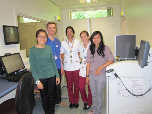 Nuffield Radiographers