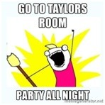 taylors room