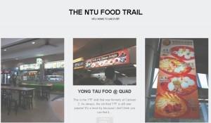 Singapore University seniors' blogs