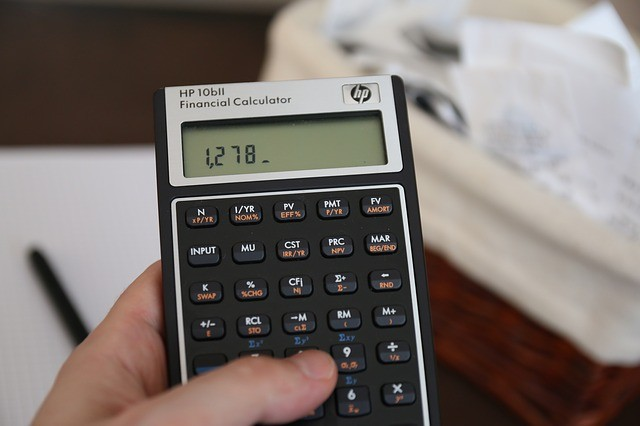 Calculations and finances