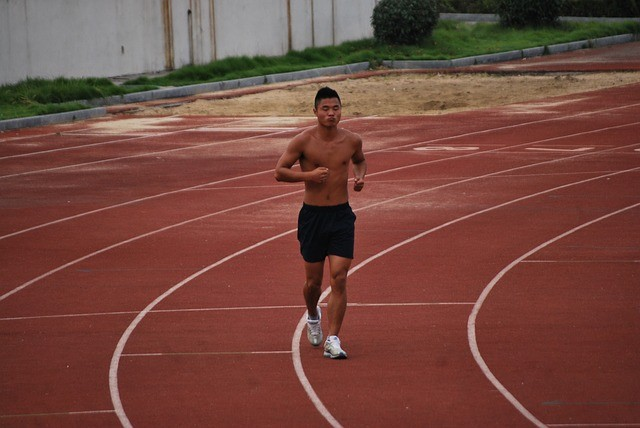 Running as exercise