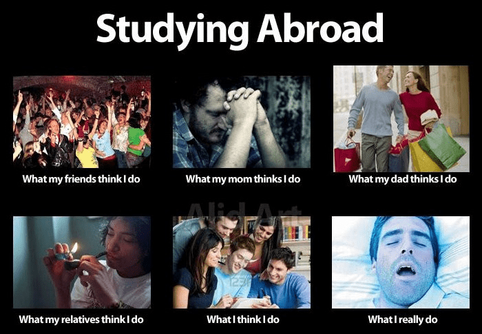 Working Abroad
