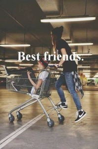 Best friends for better or worse