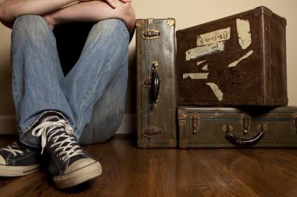 leaving for university