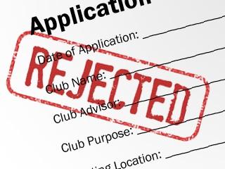 Rejected in CCA