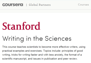 A glimpse on the Standford website