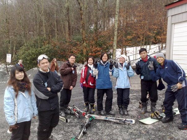 Skiing at North Carolina's Sugar Mountain Resort