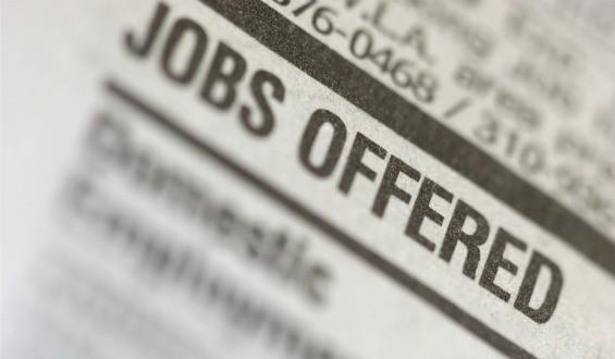 Jobs prospects