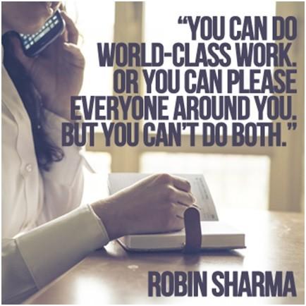 world class work