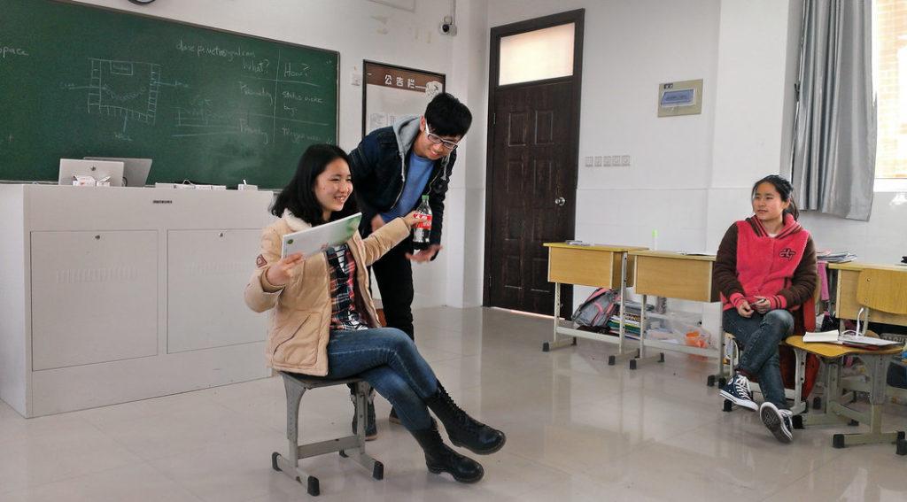 class participation