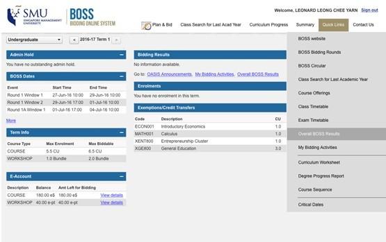 boss - SMU1
