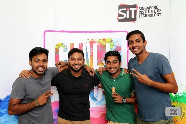 Chill Out at SIT@SP