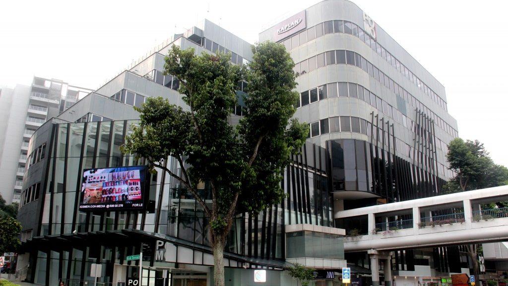 kaplan-city-campus