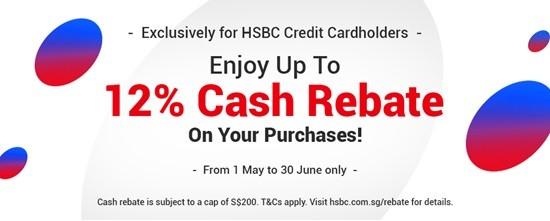 HSBC Cardholders