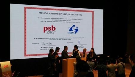 SISEU-PSB AcademyScholarship