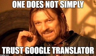 trust google translator